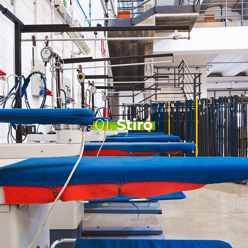 Stiro - Stireria industriale M.A.G.I.C. COMPANY S.R.L.